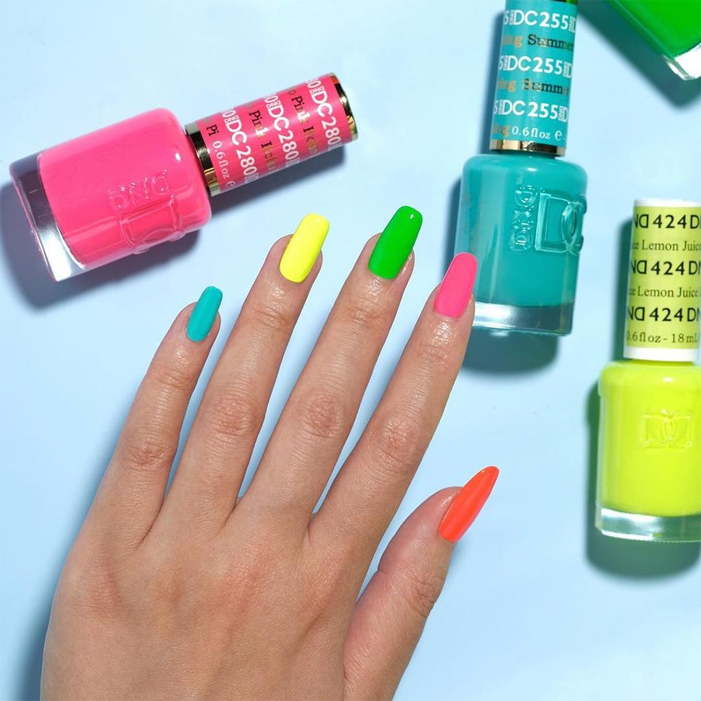 The Unbeatable Gel Nail Polish Colors