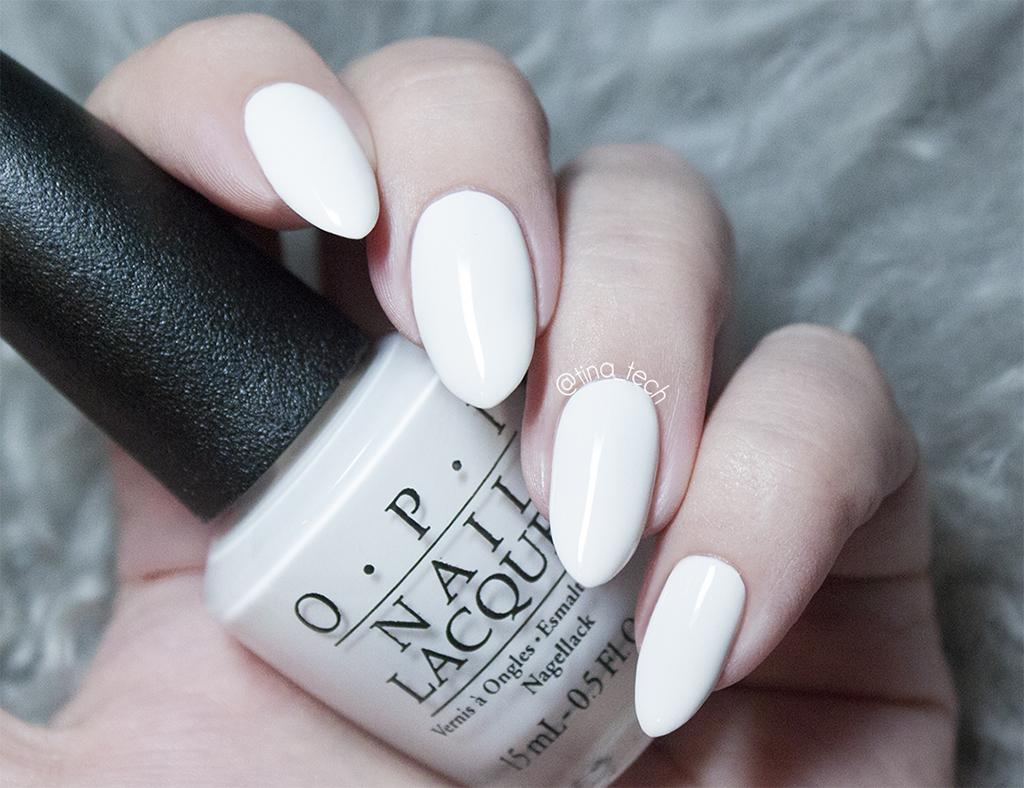 Top 12 OPI Nail Polish Colors